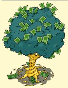 arbre à billets