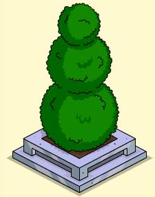 fancy bush