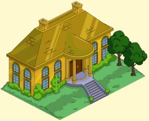 maison dorée