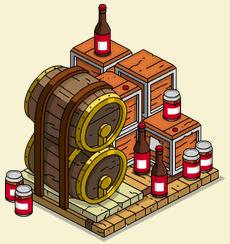 reserve bière