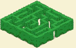 shining maze