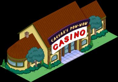 casino cesar pow wow