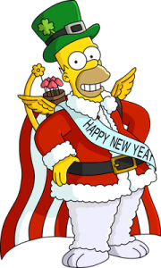 Holiday_Homer