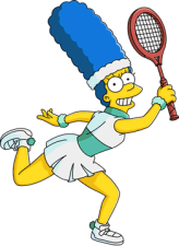 marge tennis