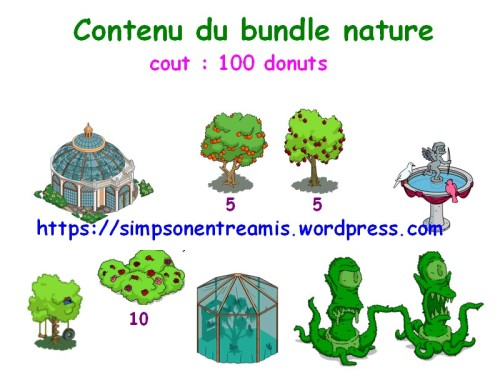 bundle nature