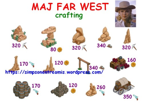 crafting far west