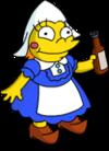 gnome femme