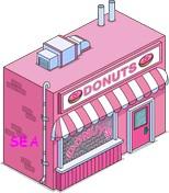 magasin de donuts