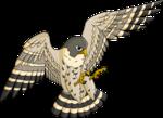 liberté faucon