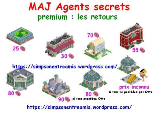 agents secrets retour premium 2