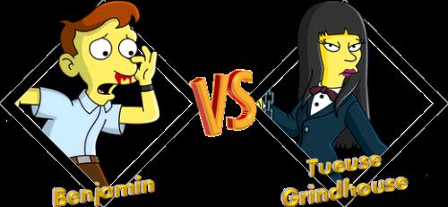 Tournoi Benjamin VS Tueuse