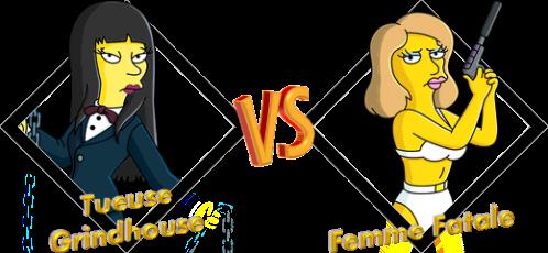 Tournoi Tueuse VS Femme Fatale