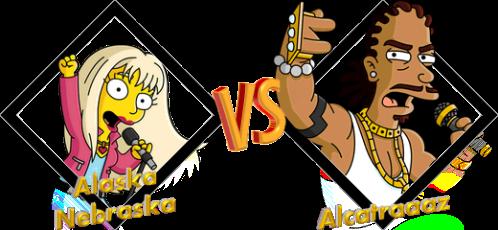Tournoi Alaska VS Alcatraaaz