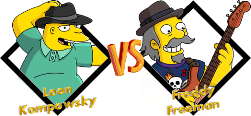 Tournoi Leon VS Freddy