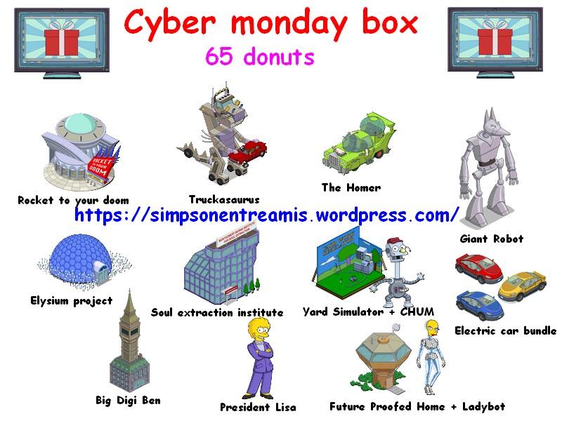 cyber monday box