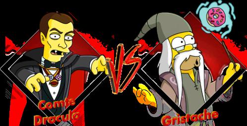 Tournoi Comte Dracula VS Gristache