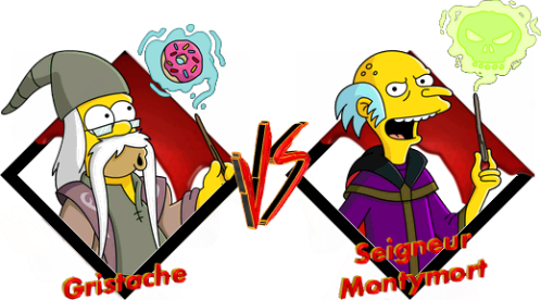 Tournoi Gristache VS Montymort