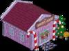 maison pere noel