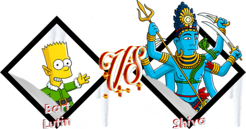 Tournoi Bart Lutin VS Shiva