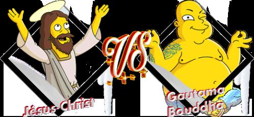 Tournoi Jésus-Christ VS Bouddha