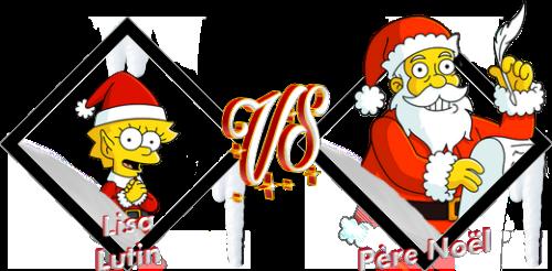 Tournoi Lisa Lutin VS Père Noël