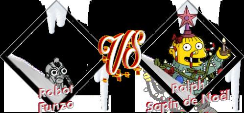 Tournoi Robot Funzo VS Ralph Sapin