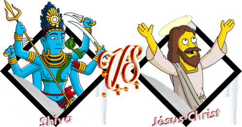 Tournoi Shiva VS Jésus-Christ