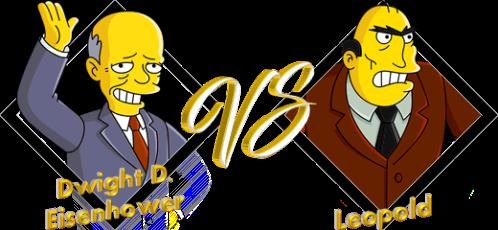 Match Dwight VS Leopold