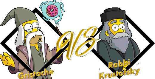Match Gristache VS Rabbi