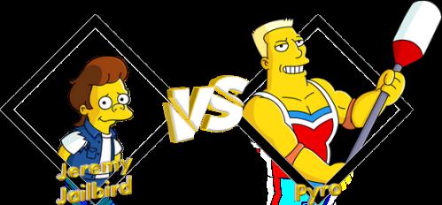 Tournoi Jeremy VS Pyro