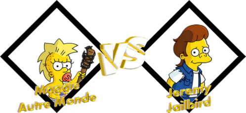 Tournoi Maggie VS Jeremy