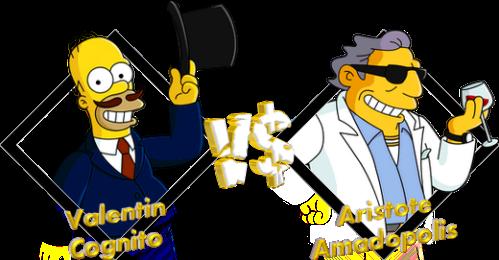 Tournoi Valentin VS Aristote
