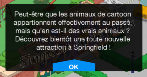 Arche de Moe Message