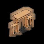 portail de pierre
