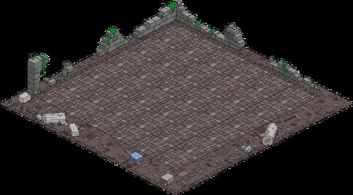 site de fouilles