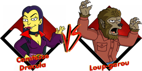 Tournoi Comtesse VS Loup-garou
