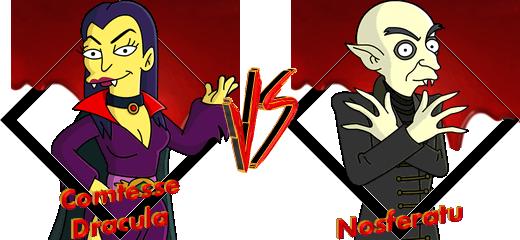 Tournoi Comtesse VS Nosferatu