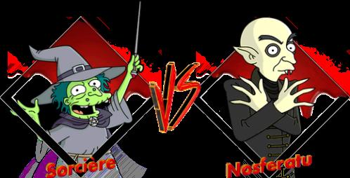 Tournoi Sorcière VS Nosferatu