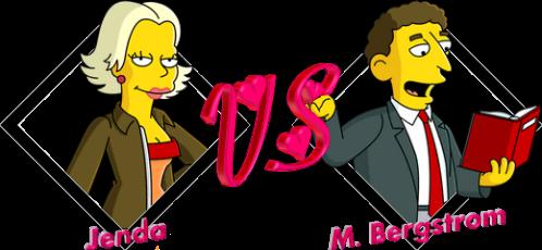 Tournoi Jenda VS M. Bergstrom