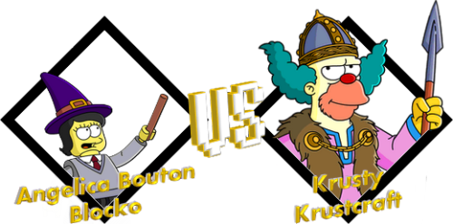 Tournoi Angelica VS Krusty