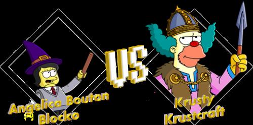 Tournoi Angelica VS Krusty