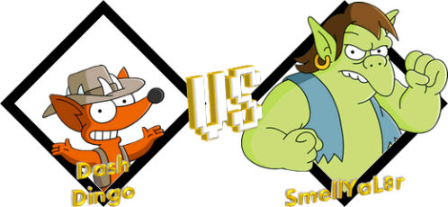 Tournoi Dash VS Smell