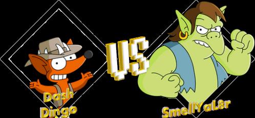 Tournoi Dash VS Smell