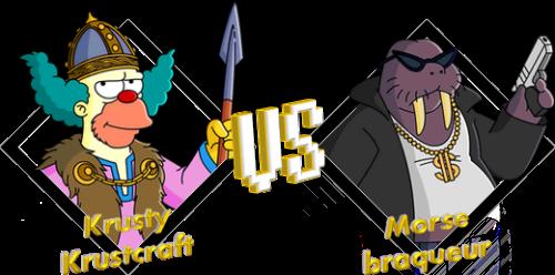 Tournoi Krusty VS Morse