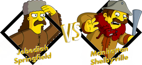 Springfield VS Shelbyville