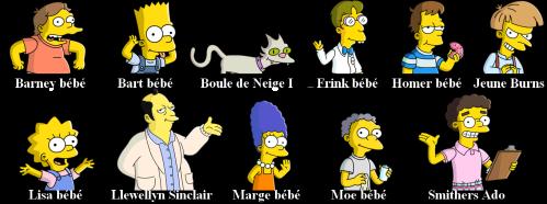 Pré-tournoi Bébés Simpson