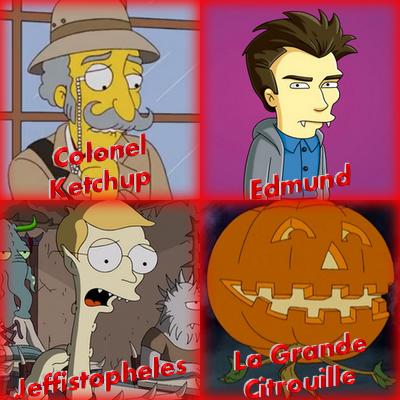 Sondage Halloween
