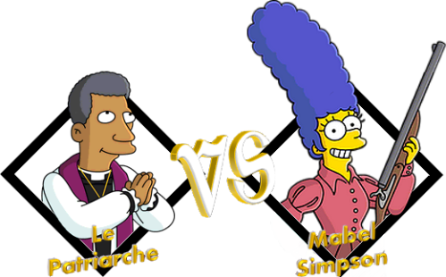 Tournoi Le Patriarche VS Mabel Simpson